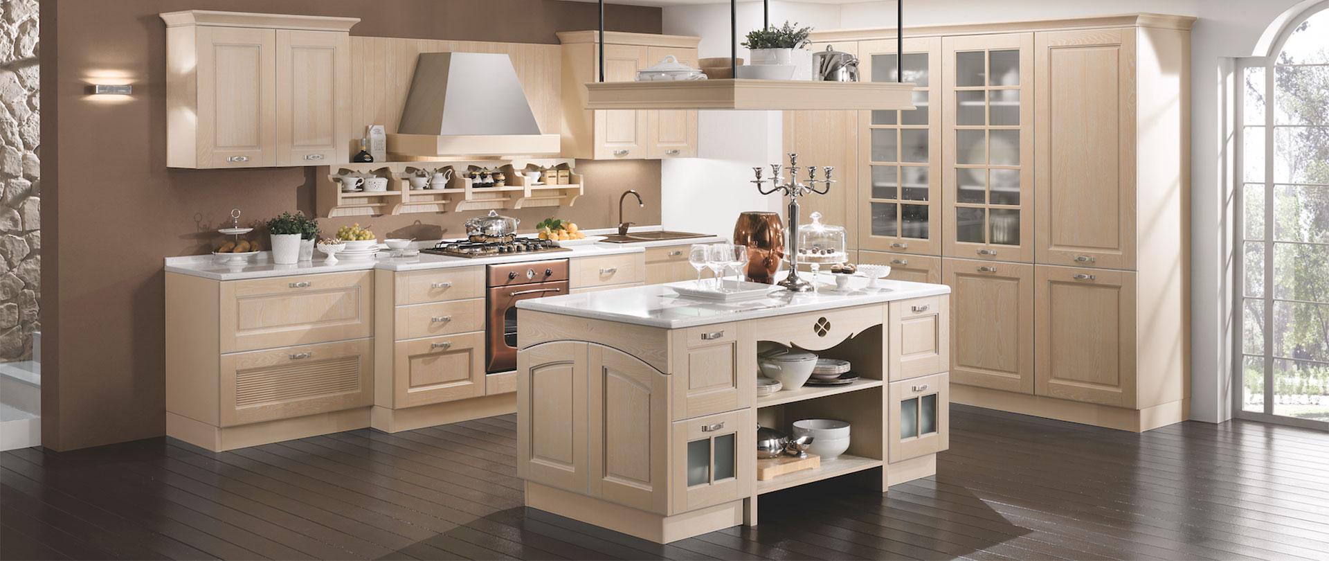 Cucine Classiche - Cucinissima
