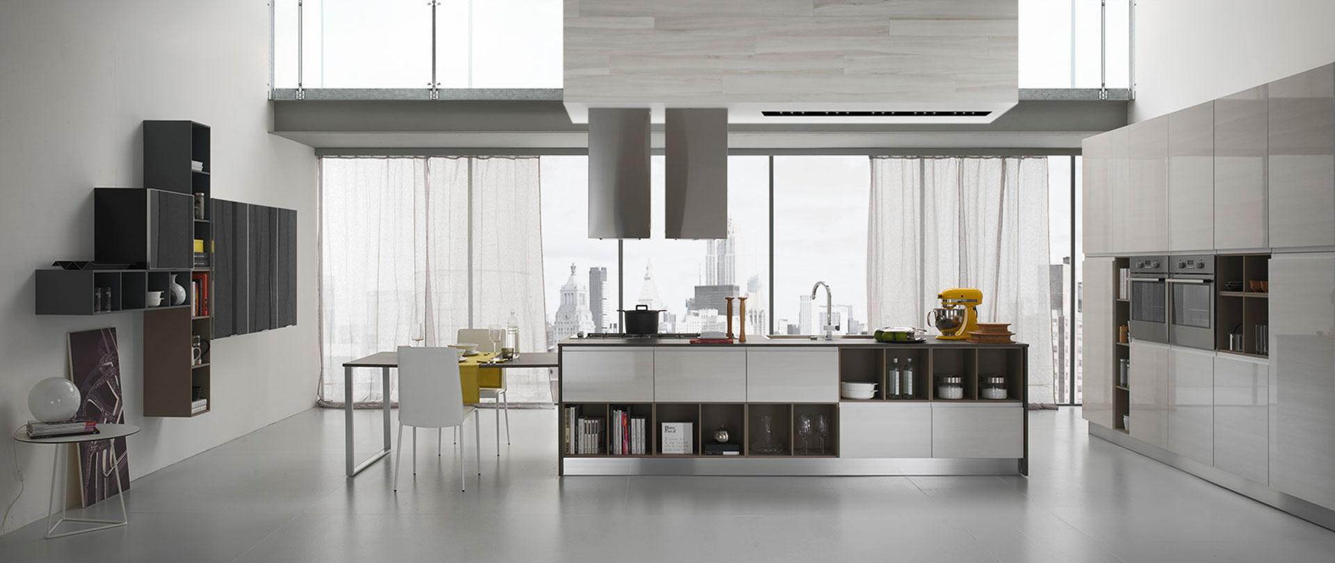 03-cucina-moderna-vivian-mobilturi - Cucinissima