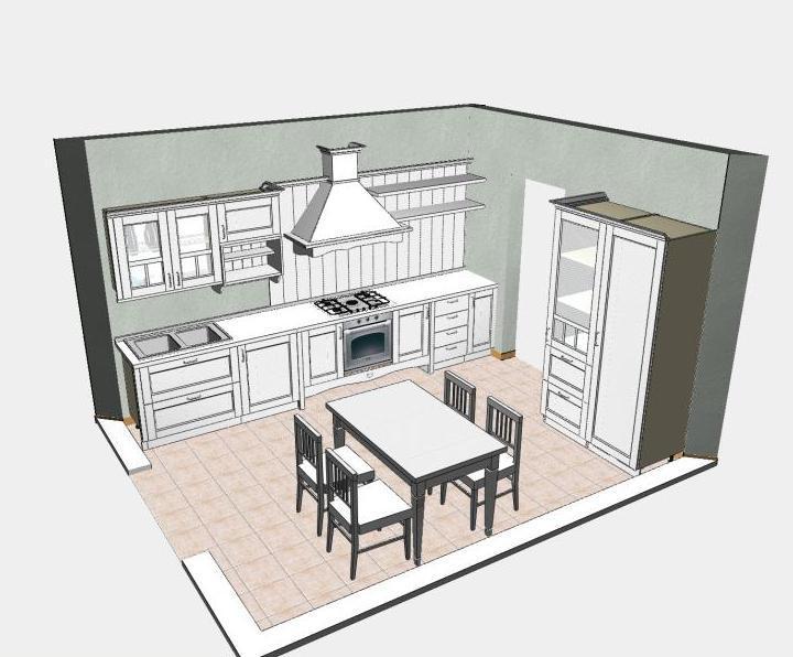1qw1 cucinissima for Disegnare progetti