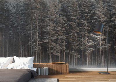 The Modern of Loft Bedroom